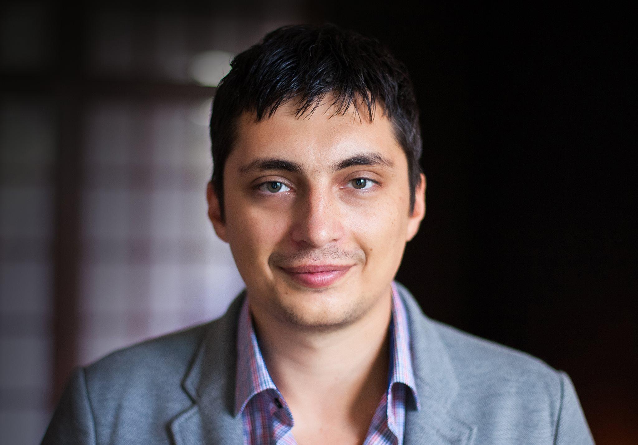 Roman Bilichenko portrait