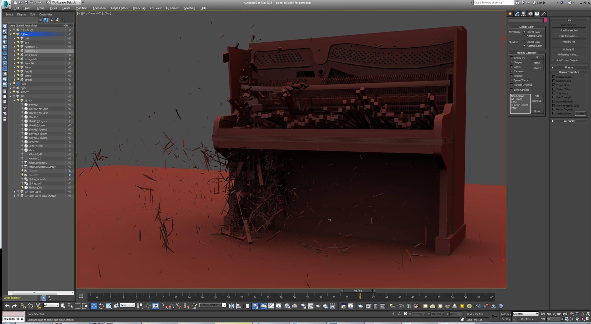 piano destruction 2