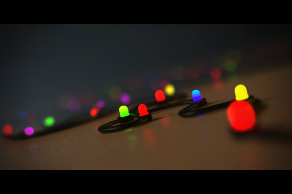DOF lED Sample Image