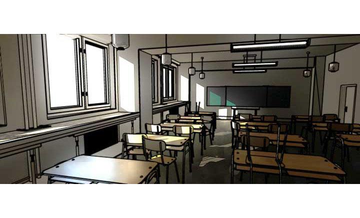 Line Drawing Render 3ds Max : Cebas finaltoon™
